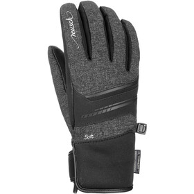 Reusch Tomke STORMBLOXX Handschoenen Dames, black/black melange